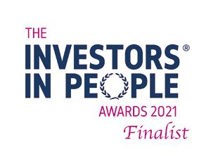 Investors in People Finalist